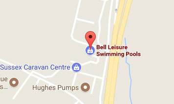 Map to Bell Leisure